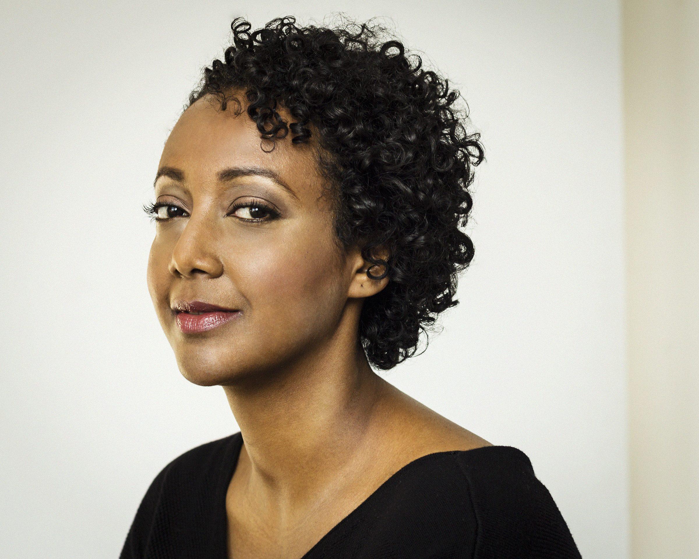 Rebecca Fisseha, Writer.